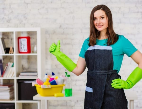 6 Simple Steps to Commence Office Spring Cleaning